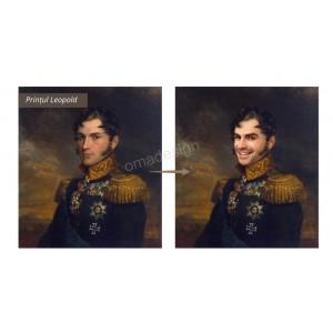 Tablou personalizat - Prințul Leopold