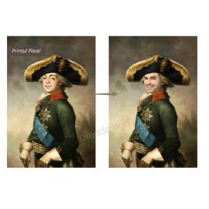 Tablou personalizat - Prințul Pavel