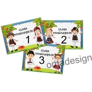 *Eticheta grupa/clasa mascota (romanasi)