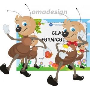 Set Mascote Furnicute