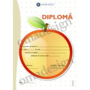 Diplomă școlară S32