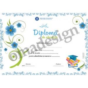 Diplomă școlară S05