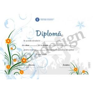 Diplomă școlară S08