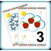 Set 10 Planșe Numere 2