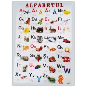 Alfabetul lb. române 3 - A2