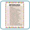 Ortogramele