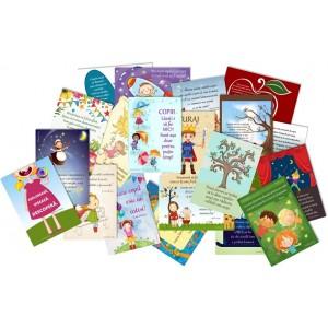 *Set 20 Postere citate copilărie